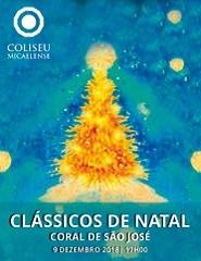 Concerto Clássicos Natal 2018