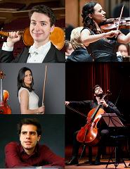 Solistas da Orquestra XXI - Quinteto de Shostakovich