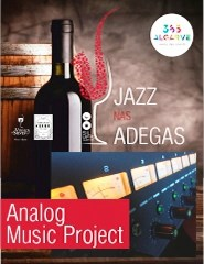 JAZZ NAS ADEGAS | ANALOG MUSIC PROJECT | 17:00