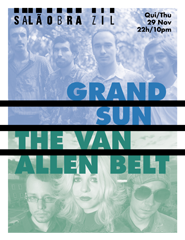 Grand Sun + The Van Allen Belt