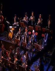 Orquestra  De Jazz Do Hot  Club De Portugal  convida Perico Sambeat