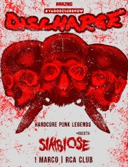 Discharge + Simbiose