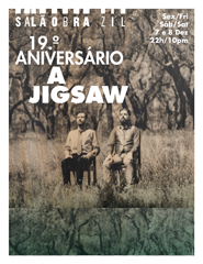 A Jigsaw - 19.º Aniversário| 8 de Dezembro