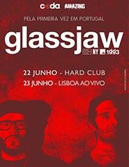 Glassjaw - Lisboa