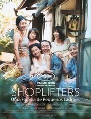 SHOPLIFTERS - UMA FAMILIA DE PEQUENOS LADRÕES