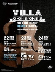 Vila do Conde Blues Festival 1 - Villa Sessions 2019