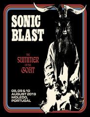 SonicBlast Moledo 2019