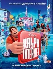 Ralph Vs Internet ----------- 2D