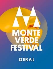Monte Verde Festival 2019 - Passe Geral sem Campismo