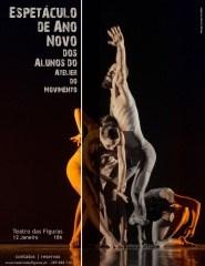 Espetáculo dos Alunos do Atelier do Movimento
