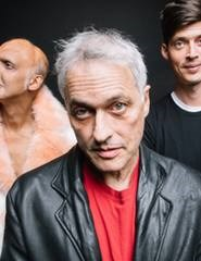 Marc Ribot's Ceramic Dog apresenta YRU Still Here?