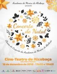 Concerto de Natal AMA - 2018