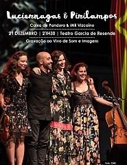 Luciérnagas & Pirilampos (Caixa de Pandora & Mili Vizcaíno)