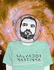 Salvador Martinha. Cabeça Ausente
