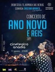 Concerto de Ano Novo e Reis com Cristina Branco