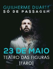 Guilherme Duarte | Só de Passagem