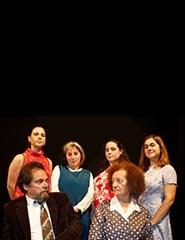 Esta noite improvisa-se, de Luigi Pirandello. Teatro Meia Via