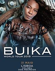 BUIKA | WORLD TOUR 2019