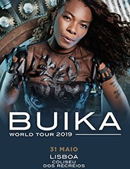 BUIKA | WORLD TOUR 2019