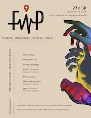[FIP 2018] c1 - recital com N. Aroso, M. Teixeira e R. Buckley