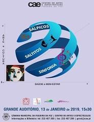SALPICOS, SALTITOS E SINFONIA