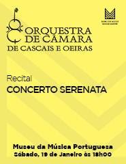 CONCERTO SERENATA - Recital OCCO