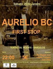 AURÉLIO BC - FIRST STOP