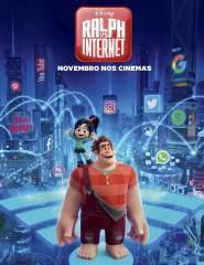 Ralph vs Internet