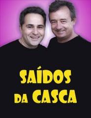 SAIDOS DA CASCA - Luis Aleluia e Vitor Emanuel