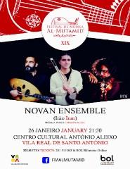 NOVAN ENSEMBLE - XIX Festival de Música AL-MUTAMID