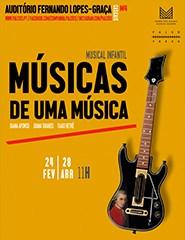 PALCO13 - Músicas De Uma Música