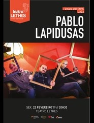 Pablo Lapidusas - International Trio - Ciclo Euterpe