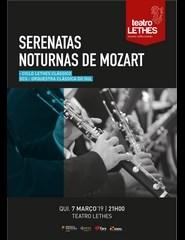 Serenatas Noturnas de Mozart - OCS