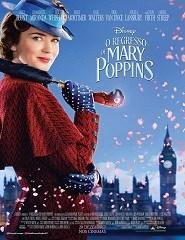 Cinema | O REGRESSO DE MARY POPPINS