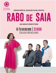 RABO DE SAIA