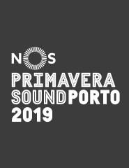 NOS Primavera Sound 2019 - Bilhete Diário