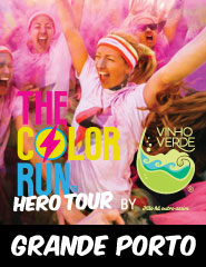 The Color Run by Vinho Verde - Grande Porto