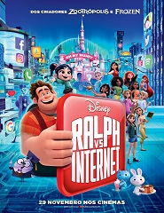 Festa Animar 14: Ralph vs Internet