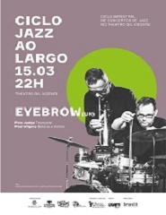 EYEBROW | CICLO JAZZ AO LARGO