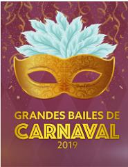 Grande Baile Carnaval 2019 Segunda-feira