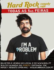 António Raminhos - Hard Rock Comedy Cafe