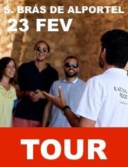 EXPERIÊNCIA CINECULTURAL & FOOD TOUR - S. Brás de Alportel