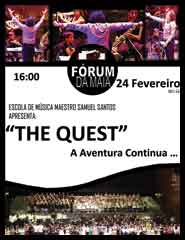 Musical: The Quest - A Aventura Continua