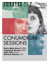 Alves / Kerrod / Grilo / Dionísio (Conundrum Sessions)