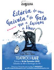 ESTÓRIA DE UMA GAIVOTA E DO GATO QUE A ENSINOU A VOAR