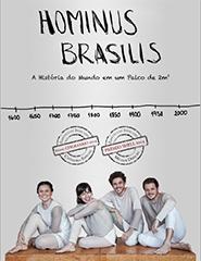 Hominus Brasilis - Cia Teatro Manual Brasil