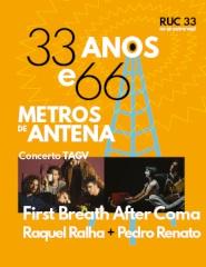 33º Aniversário Rádio Universidade de Coimbra