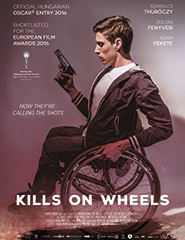 Fantasporto 2019 - Kills on Wheels