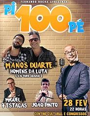 PI100PÉ de Fernando Rocha