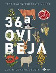36ª Ovibeja 2019 - Bilhete Diário